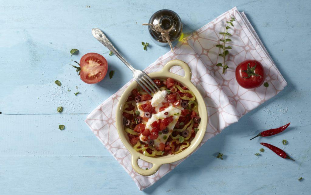 greek bougiourdi with feta